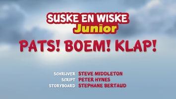 Suske En Wiske Junior - Pats! Boem! Klap!