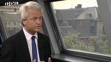 RTL Nieuws Wilders: Rutte is afbreker van Nederland