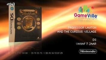 Gameville - Uitzending van 28-06-2009