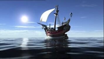 Piet Piraat Sinterklaas