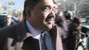 RTL Z Nieuws Voorkennis: Raj Rajaratnam krijgt 25 jaar cel