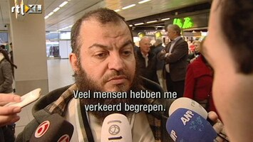 RTL Nieuws Omstreden sjeik al-Haddad in Nederland