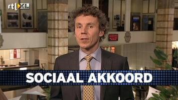 RTL Z Voorbeurs De Geus: ik wordt ziek van het woord vertrouwen