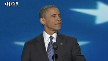 RTL Nieuws Ouderwets vlammende speech Obama