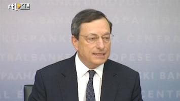 RTL Nieuws ECB koopt staatsobligaties Spanje en Italië