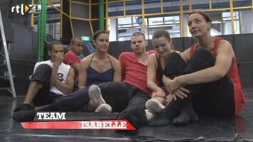 The Ultimate Dance Battle Team Isabelle over battle