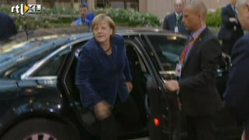 RTL Nieuws Laatste kans voor Euro op top in Brussel