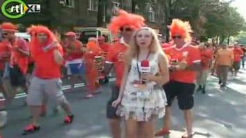 Editie NL Verslaggeefster vs. legioen