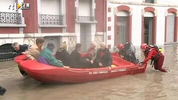 RTL Nieuws Honderden pelgrims in Lourdes gered