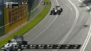 Rtl Gp: Formule 1 - Rtl Gp: Formule 1 - Australië (race) /2