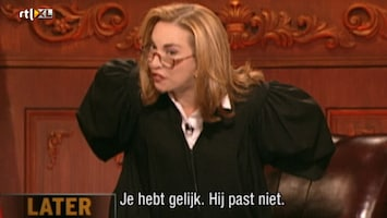 Judge Maria Lopez - Afl. 128