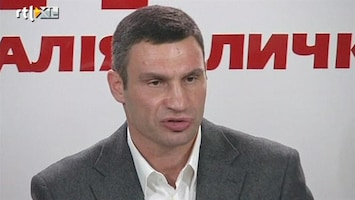 RTL Nieuws Klitsjko in Oekraiens parlement gekozen