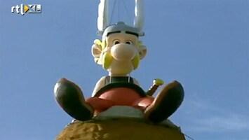 RTL Nieuws Geestelijk vader Asterix met pensioen