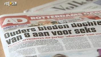 RTL Nieuws Dochter (8) aangeboden voor seks