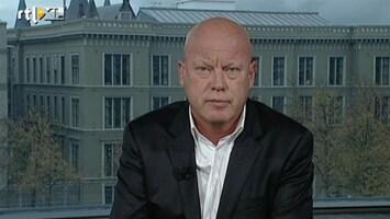 RTL Nieuws Frits Wester: Nieuwe kabinet op een haar na rond