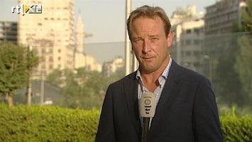 RTL Nieuws Syriërs in Damascus vrezen aanval nog steeds