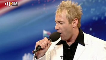 Het Beste Van Got Talent Worldwide Craig laat Boyzone inpakken