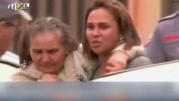 RTL Nieuws Braziliaanse Peter R. de Vries praat gijzelaars vrij