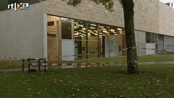 RTL Nieuws Drie aanhoudingen voor kunstroof Rotterdam