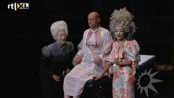 RTL Boulevard De ingebeelde zieke met Georgina Verbaan