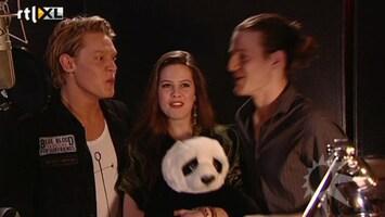 RTL Boulevard GTST-acteurs zingen voor WNF