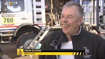 Rtl Gp: Dakar - Johan Elfrink Praat Over Crash