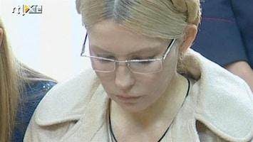 RTL Nieuws 'Oud-premier Oekraïne geslagen in de cel '