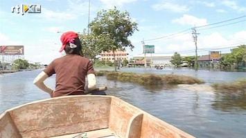 RTL Nieuws Water brengt onverwachte gevaren in Thailand