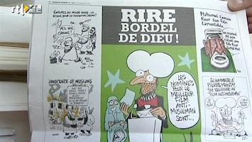 RTL Nieuws Frankrijk op scherp na cartoons van Mohammed