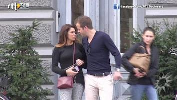 RTL Boulevard Sabia en Rafael op liefdesvakantie