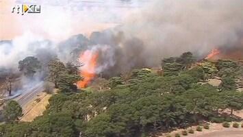 RTL Nieuws Bosbranden teisteren zuiden Australië