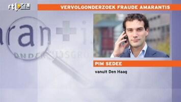 RTL Nieuws Meer onderzoek naar fraude Amarantis