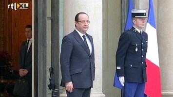 RTL Nieuws Impopulaire Hollande begint charmeoffensief
