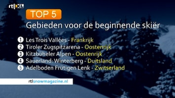 Rtl Snowmagazine - Afl. 7