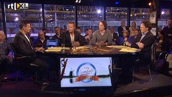 """RTL Sportcafé: Schaatsen RTL Sportcafé: Schaatsen """"Aflevering 5"""""""