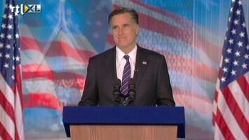 Editie NL Speech Romney: we hebben alles gegeven