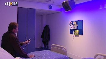 RTL Nieuws Speciale verlichting helpt zieke