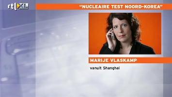 RTL Nieuws 'Kernproef N-Korea showcase voor nieuwe dictator'