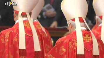 RTL Nieuws Kardinalen vieren de mis