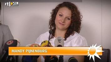 RTL Boulevard Mandy Pijnenburg terug in Nederland