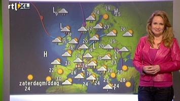 RTL Weer Buienradar Update 31 mei 2013 12:00 uur