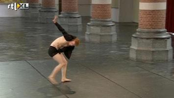 So You Think You Can Dance Moet voor Pieter de leeftijdsgrens naar benede?