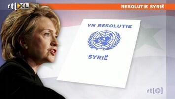 RTL Nieuws VS wil militair ingrijpen in Syrië