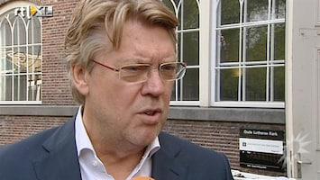 RTL Boulevard Culinaire vrienden nemen afscheid van Johannes van Dam