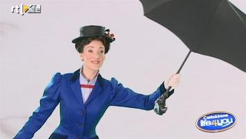 Carlo & Irene: Life 4 You Mary Poppins bij je thuis