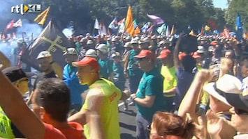 RTL Nieuws Spanje gaat stevig bezuinigen