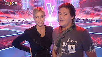 RTL Boulevard Wendy en Martijn & vernieuwde liveshows van The Voice