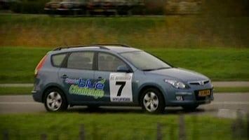 RTL Autowereld Hyundai i30 Blue
