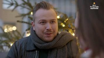 RTL 4's Onvergetelijke Feestdagen Jamai verrast meisje met vipbezoek aan de RTL Christmasshow