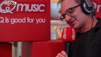 RTL Boulevard The Voice of Q: Jeroen van Inkel